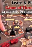 Poza pentru evenimentul Game of Thrones Board Game: Learn&Play