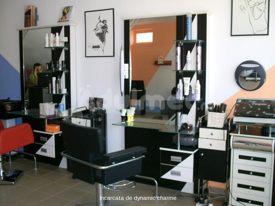 Salon dynamic charme coafor si frizerie din bucuresti urbo for Abbate salon pareri